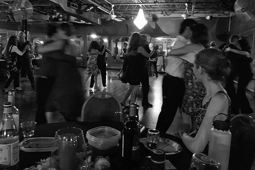 MILONGA / SOCIAL DANCE: 2nd Saturday of the Month