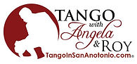 Tango with Angela and Roy new logo by Ro