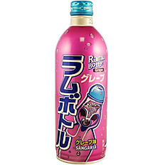 Grape Ramune Soda