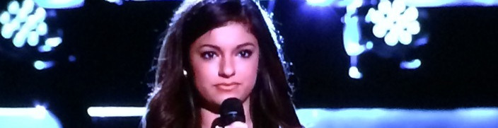 Bryana Salaz on The Voice