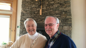 Sister Sandra Schneiders' 2019 Book Discussion with Father Marcel Rainville and The Pontigny Society