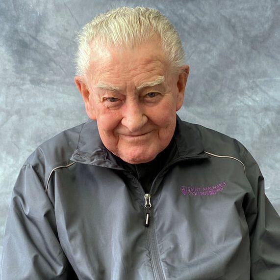 Edmundite Father Ray Doherty