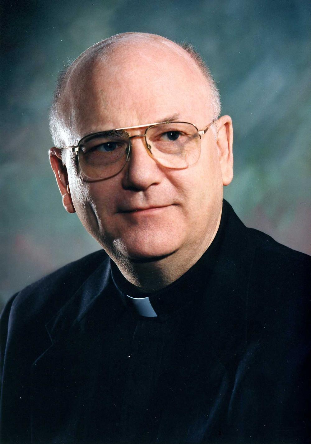 Father Richard Myhalyk, S.S.E.