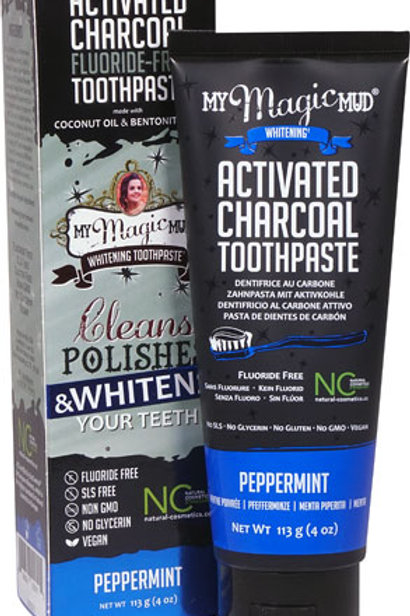 My Magic Mud Toothpaste