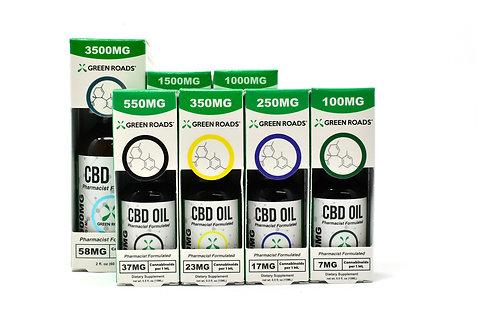 Green Roads CBD Oils