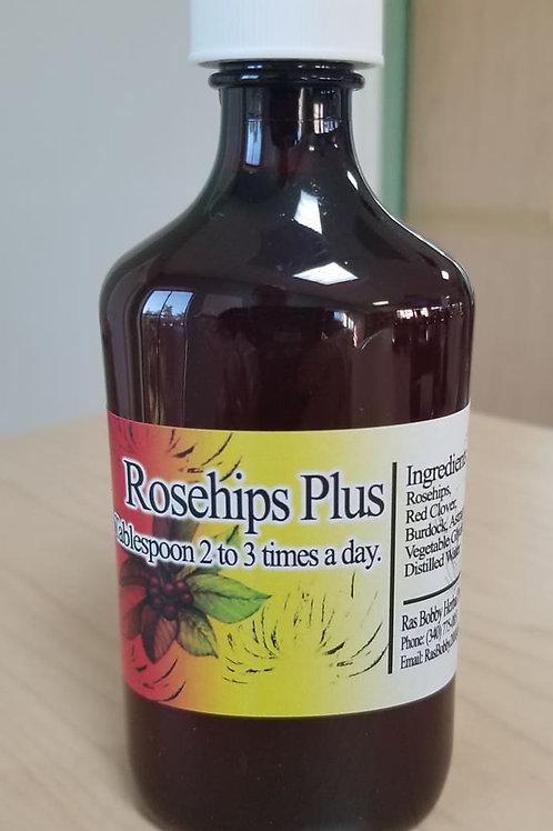 Ras Bobby Rosehip Plus