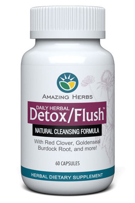 Amazing Herbs Detox/Flush