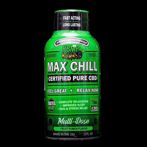 Hemp Bomb Max Chill Shot
