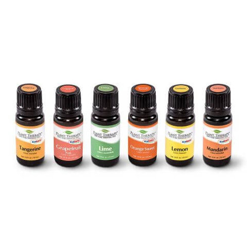 Plant Therapy Essential Oils Fruit Set