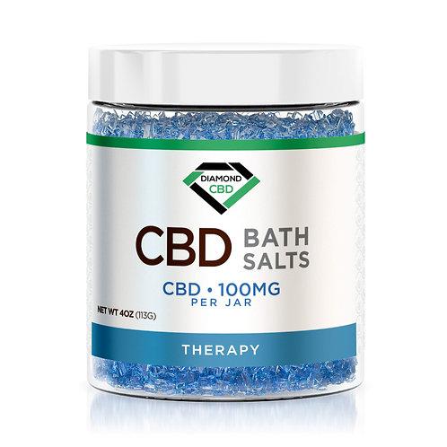 Diamond CBD Bath Salts