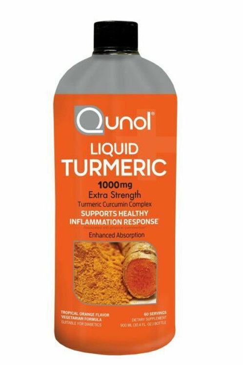 Qunol Liquid Tumeric 60 servings