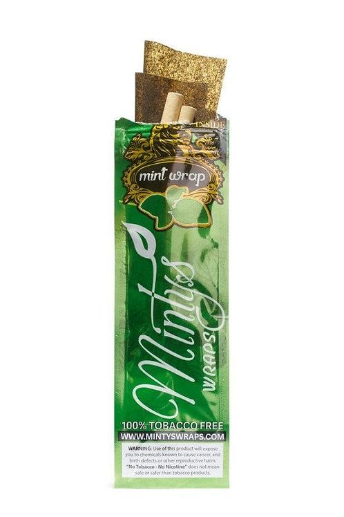 Organic Minty Wraps