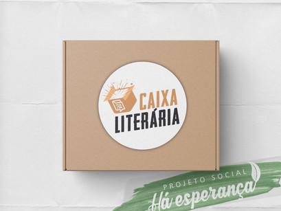 Projeto Caixa Literária.
