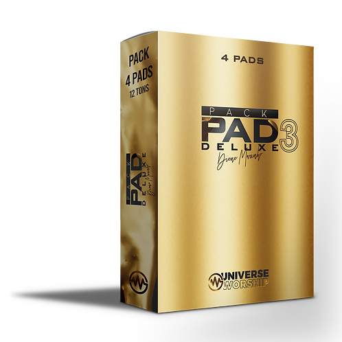 PACK DELUXE PADS 3