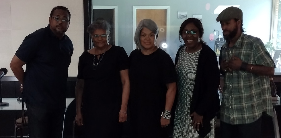 Tidewater  coalition hosts BAF VA Campaign Branch President