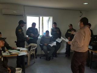 OSA realizó jornada de capacitación a autoridades en Villavicencio