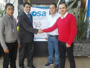 OSA brindó jornada de amnistía a afiliados de Asobares Boyacá