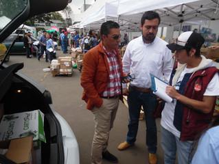 OSA brindó donaciones para afectados en Mocoa