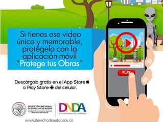 DNDA: Protege y registra tus fotos y videos desde tu smartphone