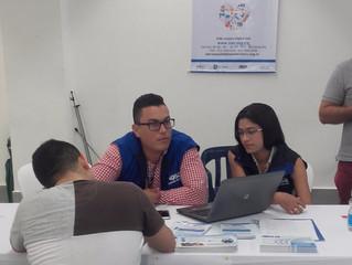 OSA presente en la Feria Piloto de Pedagogía de Legalización al Comerciante