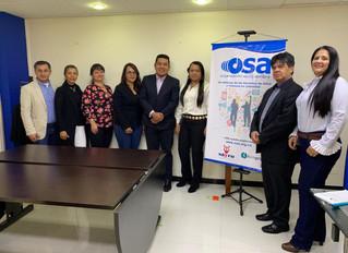 El fortalecimiento de la alianza entre INHOTELCOL y la OSA