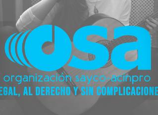 ¿A qué corresponden las licencias otorgadas por la OSA?