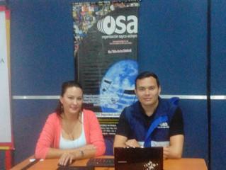 OSA estuvo presente en Feria Institucional Caquetá 2017