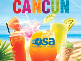 Ganadores Viaje Cancún