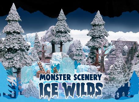 explore the new Ice Wilds scenery!