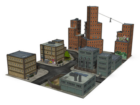 Introducing Monster Scenery: Metropolis!