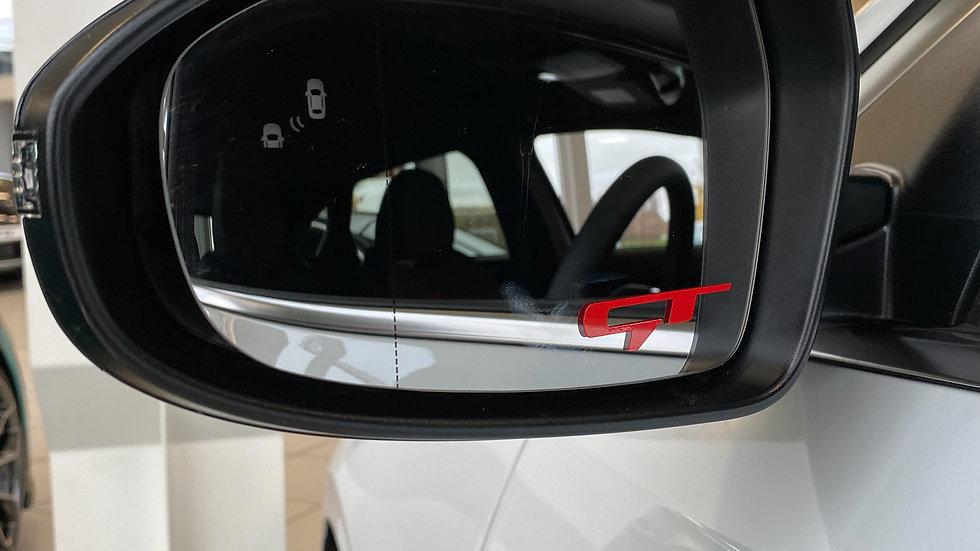 GT Aufkleber Seiten-Spiegel