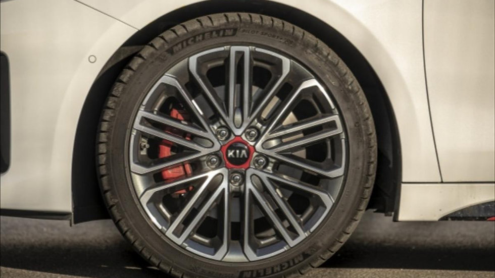 Bremsscheiben Vorne  Ceed/Proceed CD GT