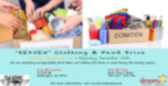Traveling Shoes Clothing & Food Drive Fl