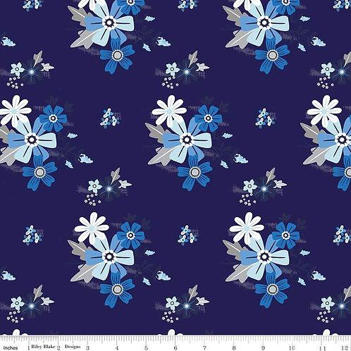 Blue Stitch - Main Navy $28 pm