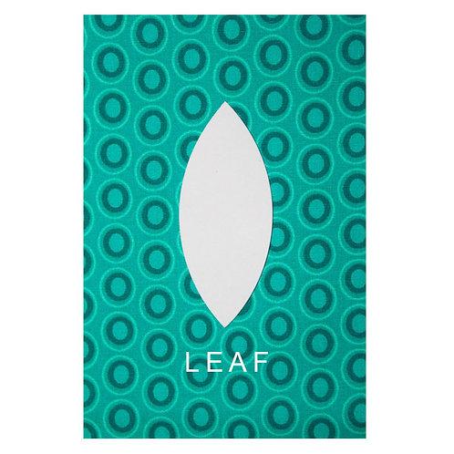 """Leaf 2¾"""""""