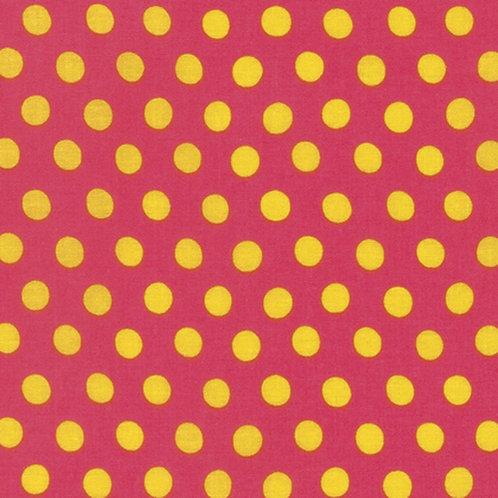Kaffe Fassett Spot - Melon $28 pm