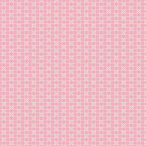 Darling Clementine - Tic Tac Toe Pink $28 pm