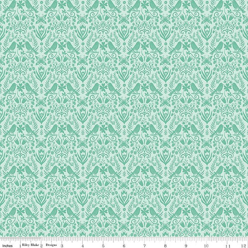 Splendor - Folk Art Mint $28 pm