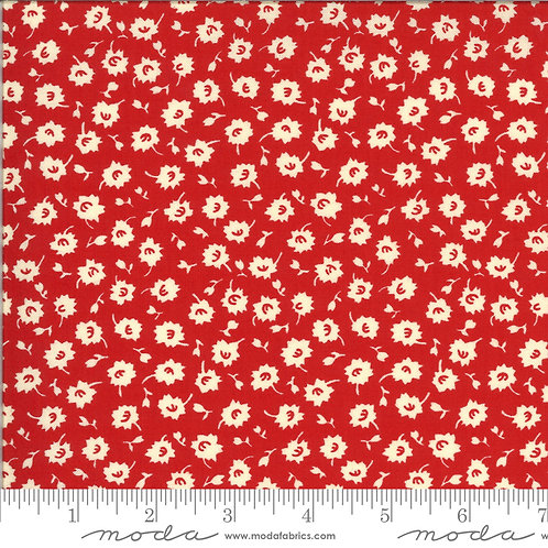Its Elementary - Scattered Blossoms Red $28 pm