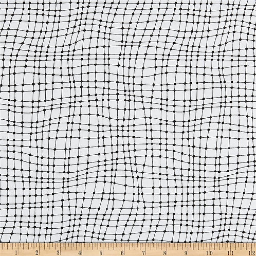 Woof n' Whiskers - Plaid White $26pm