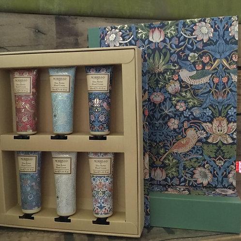 Morris & Co Strawberry Thief Hand Cream Library