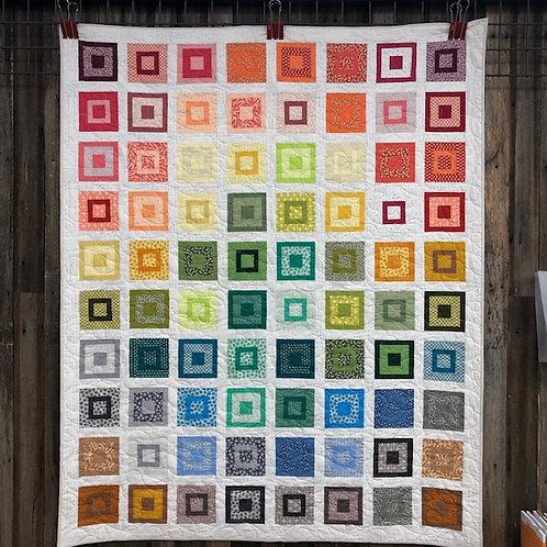Paintbox Quilt Kit