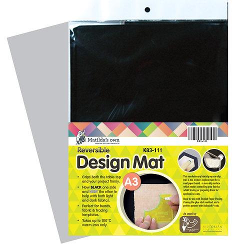 Design Mat A3