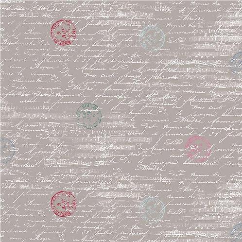 La Parisienne - Travelling Notes Gray $30 pm