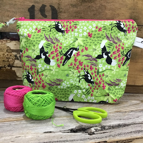 Piece of Cake Kit - Green Magpie