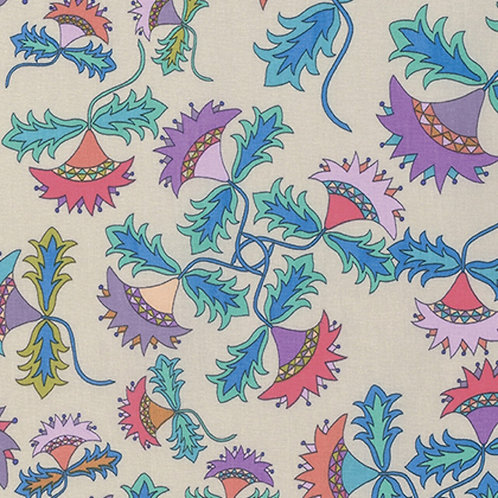Folk Art Revolution - Knotted Thistle Contemporary $14pm