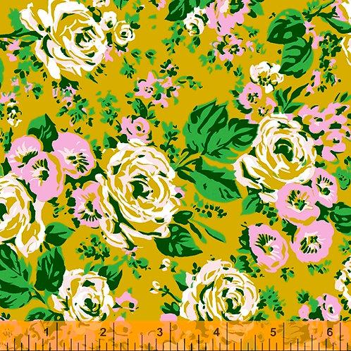 Posy - Big Roses Bright $30 pm