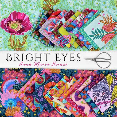 Bright Eyes Fat Quarter Bundle