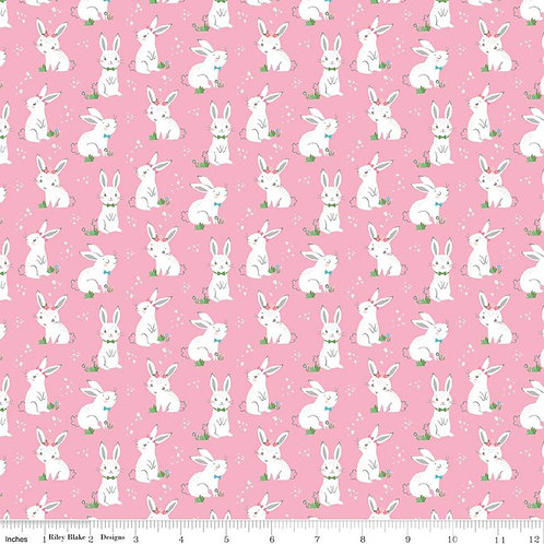 Winifred Rose - Bunny Pink $28 pm
