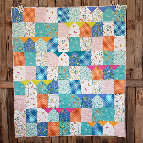 Under The Canopy Quilt Kit